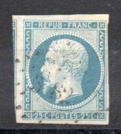 SUPERBE - YT N° 10 Avec Voisin - Cote: 45,00 € - 1852 Luis-Napoléon