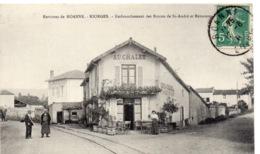 """RIORGES """"Embranchement Des Routes"""" - Riorges"""