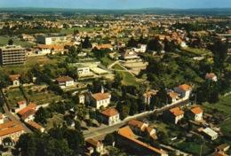 RIORGES  (CA ROANNE) Signée LA CIGOGNE - Riorges
