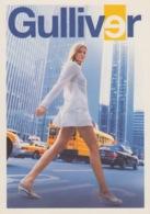 """PUBBLICITA' ADVERTISING CARTOLINA CITRUS N°254 - """"GULLIVER"""" - Pubblicitari"""