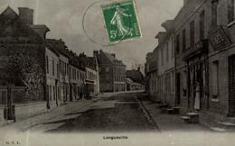 LONGUEVILLE UNE RUE - France