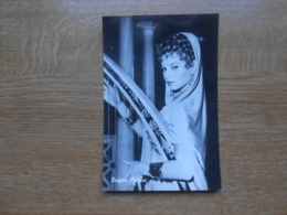 Filmsterren  Echte Foto   Real Photo    Brigitte Bardot - Entertainers