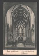 Kevelaer - Gruss Aus Kevelaer - Inneres Der Pfarrkirche - Single Back - Kevelaer