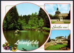 C8018 - TOP Leinefelde - Verlag Bild Und Heimat Reichenbach - Leinefelde