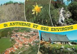 63 - SAINT ANTHEME - France