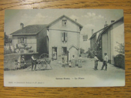 GENEVE - COLLEX BOSSY - REMOULEUR - GE Genève