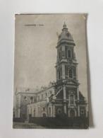 Caeneghem - Kanegem - De Kerk - Tielt ( Ed. Van De Voorde) 1911 Gelopen - Tielt