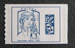 FRANCE - 2015 - YT ADH 1176 ** - MARIANNE DE CIAPPA - Francia
