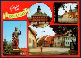 C8051 - TOP Kölleda - Verlag Bild Und Heimat Reichenbach - Alemania