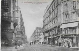CPA - TOULOUSE - RUE D'ALSACE LORRAINE ET DE LA POMME - N°82 - Toulouse