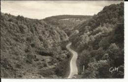 0692- CPSM - 22 - SAINT-GILLES-VIEUX-MARCHE Près MUR-de-BRETAGNE - Gorges De La Vallée De Poulancre -2 - Saint-Gilles-Vieux-Marché
