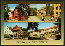 C8061 - TOP Bad Berka - Verlag Bild Und Heimat Reichenbach - Bad Berka