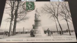 CPA - 6165. PERIGUEUX -  Monument élevé à La Mémoire Des Combattants De 1870 - Périgueux