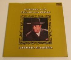 33T ANTONIO MAIRENA : Honores A La Nina De Los Peines - Vinyl-Schallplatten