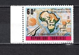 TOGO PA N° 421  NEUF SANS CHARNIERE COTE  1.00€  ASECNA  VOIR DESCRIPTION - Togo (1960-...)