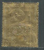 MALI  P. A.  N°  81 XX Vol Circumlunaire D'Apollo VIII, Sans Charnière, TB - Mali (1959-...)