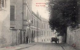 CP 54 Meurthe Et Moselle Maxéville école Normale - Maxeville