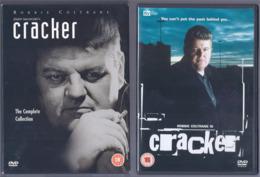 DVD Series Cracker (all Episodes) - DVD