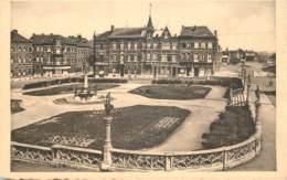 Belgique - Binche - Square De La Gare - Binche