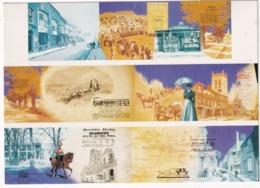 Dorchester, Dorset. Main Post Office Mural - Engeland