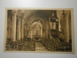 23 Mainsat, Intérieur De L'église (7511) - France