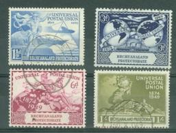 Bechuanaland: 1949   U.P.U.   Used - Bechuanaland (...-1966)
