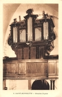Saint St Hippolyte Orgues Orgue - Saint Hippolyte