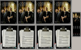 DVD Series Code 37 Seizoen 1 - DVD