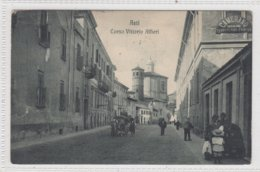 Asti. Corso Vittorio Alfieri. - Asti
