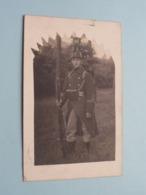 Militair / Soldat > Te Identificeren ( Charles V ... ) Leopoldsburg Anno 1911 > Antwerpen ( Zie / Voir Photo ) ! - Personnages