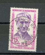 FRANCE - LE ROUX - N° Yvert 1199 Obli. Ronde De NANCY 1959 - France