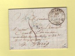 Concarneau - 28 - Finistere - 20 Dec 1830 - 1801-1848: Précurseurs XIX