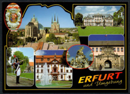 C8078 - TOP Erfurt - Verlag Bild Und Heimat Reichenbach - Erfurt