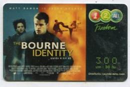 TK 11316 FILM / CINEMA - Thailand - 12call Prepaid - Cinema