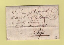 Saint Brieuc - 21 - Cotes Du Nord - 7 Dec 1830 - 1801-1848: Précurseurs XIX