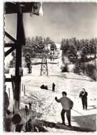 La Féclaz -Le Telebennes. Edit Cellard. S187724  Cpsm Station De Ski. Neige - Autres Communes