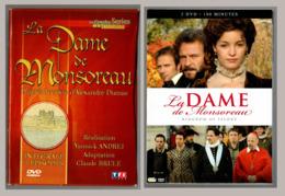 DVD Series La Dame De Monsoreau (1971 + 2007) - DVD