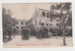 BB434 - TURQUIE - TURKEY - Constantinople - Notre Dame De Sion - Cour Ste-Agnès - Türkei