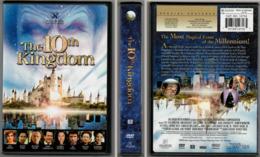 DVD Series The 10th Kingdom (region 1 + Kopie Region 2) - DVD
