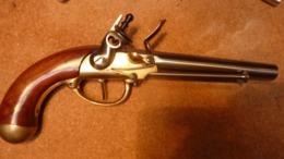 Replique San Marco Pistolet Poudre Noire 1777 - Armes Neutralisées