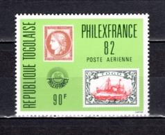 TOGO N° PA 479 NEUFS SANS CHARNIERE COTE  1.70€  PHILEXFRANCE  EXPOSITION PHILATELIQUE - Togo (1960-...)