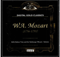 CD N°795 - W.A. MOZART 1756-1791 - COMPILATION - Classical