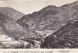ANDORRE Cpsm 9x14 . ST JULIA DE LORIA . Vue Générale - Andorra