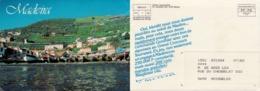 GONTHIER - Wanze - Concours Voyage à Madeire Janvier-Février 1988 - Publicité