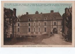 Ste  Hermine   Le Chateau  Bati En 1620 - Sainte Hermine