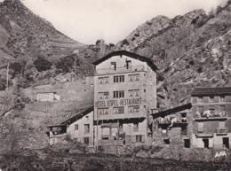 ANDORRE Cpsm 10x15 . VALLS D'ANDORRA . Escaldes Hôtel Espel (+ Au Dos T.P. 12F Ste Coloma . Guide DALAY N° 148 Côte 10€) - Andorra