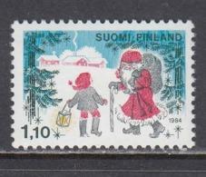 Finland 1984 - Christmas, Mi-Nr. 952, MNH** - Finlandia