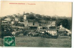 79 - Argenton Château : Vue Générale - Argenton Chateau