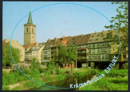 C8086 - TOP Erfurt Krämerbrücke - Verlag Bild Und Heimat Reichenbach - Erfurt