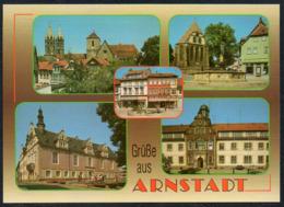 C8088 - TOP Arnstadt - Verlag Bild Und Heimat Reichenbach - Arnstadt